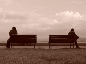 Couple on Benches.jpg