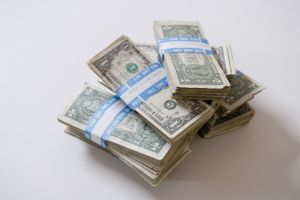 Stacks of Money Charlotte North Carolina Divorce Family Lawy Alimony Child Support Attorney Lawyer.jpg