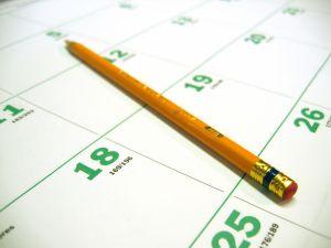 Calendar picture Charlotte Divorce Attorney North Carolina Child Custody Lawyer