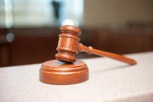 Judge Gavel Charlotte Mecklenburg Divorce Lawyer North Carolina Family Law Attorney