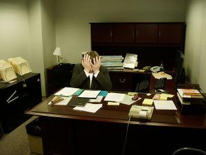 Overwhelmed Charlotte Mecklenburg Divorce Lawyer North Carolina Child Custody Attorney