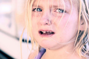 Crying Child Charlotte Mecklenburg Divorce Lawyer North Carolina Child Custody Attorney