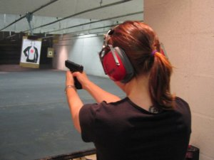 Shooting range Charlotte Divorce Attorney North Carolina Child Custody Lawyer