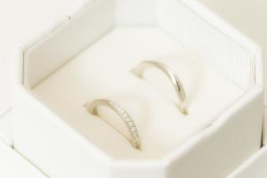 Rings in box Charlotte Child Custody lawyer Mecklenburg Divorce Firm