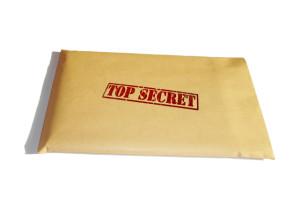 Top Secret folder Charlotte Divorce Lawyer Equitable Distribution Attorney