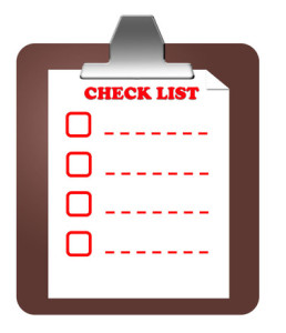 Checklist Charlotte Divorce Lawyer Mecklenburg Family Law Attorney