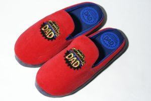 Dad Slippers Charlotte Divorce Lawyer