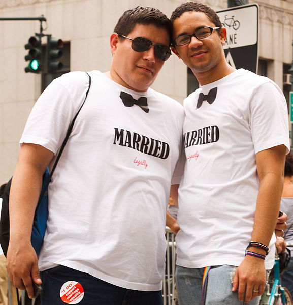 Gay married charlotte