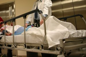Hospital Bed Charlotte Divorce Lawyer