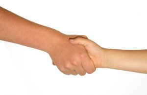 shaking-hands-Charlotte-Monroe-Lake-Norman-Divorce-Lawyer-300x195
