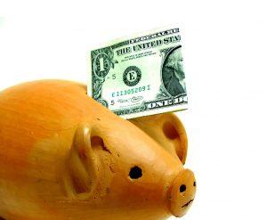 piggy-bank-dollar-Charlotte-Monroe-Mooresville-Child-Support-Modification-Attorney-300x247