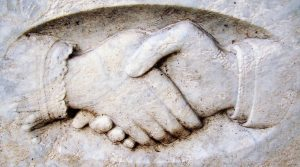 hand-shake-Uncontested-divorce-Monroe-Waxhaw-Lake-Norman-Lawyers-300x167