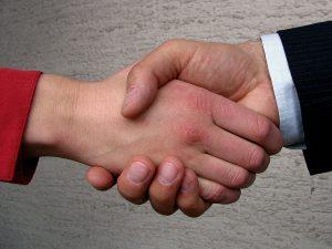 shaking-hands-agreement-Moresville-Charlotte-Monroe-Separation-attorney-300x225