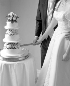 cutting-the-cake-Charlotte-Monroe-Lake-Norman-Alimony-attorney-245x300